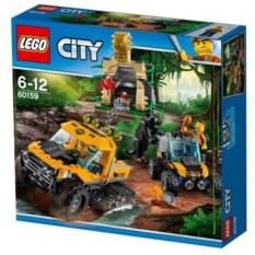 Конструктор Lego City Миссия: Исследование джунглей