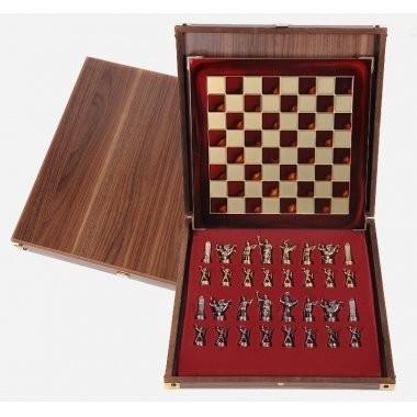 Сувенирные шахматы «Троянская война»