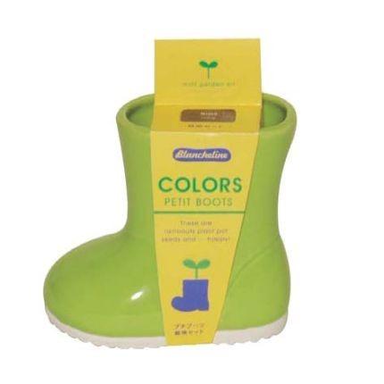 Набор для выращиваня Baby Boots, базилик