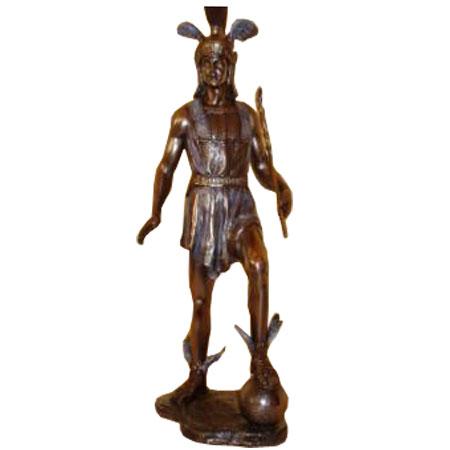 Статуэтка «Гермес — бог торговли»