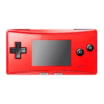 Nintendo GameBoy micro красный