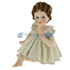 Фарфоровая статуэтка Девочка Роза от Sibania
