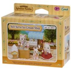 Игровой набор Sylvanian Families Магазин мороженого