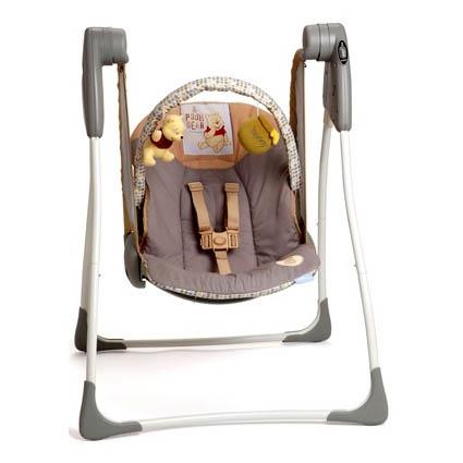 Электронные качели GRACO BABY DELIGHT