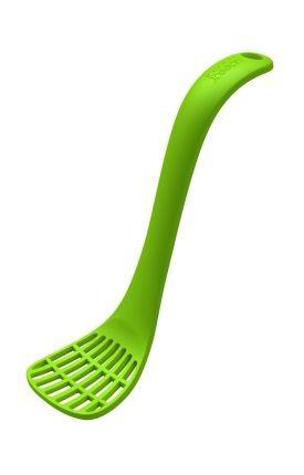 Толкушка-сервировщик mash&serve, зеленый