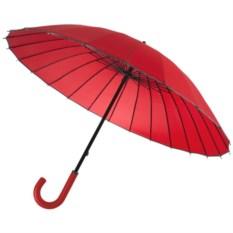 Красный зонт-трость Ella