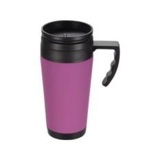 Фиолетовая термокружка