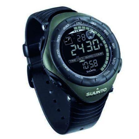 Часы для восхождений Suunto Vector Military Foliage Green