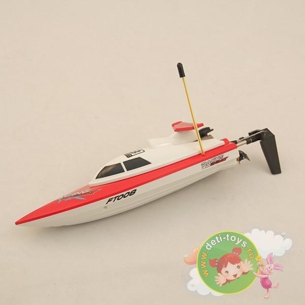 Радиоуправляемый катер High Speed Boat FT008