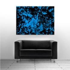 Набор для создания абстрактной живописи Love as Art Be blue
