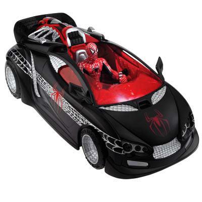 Машина «Человек-Паук»