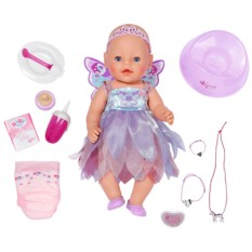 Интерактивная кукла Baby born (Бэби Борн) Фея