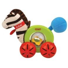 Развивающая игрушка со звуком Райн на роликах от K_s Kids