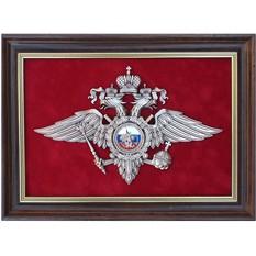 Плакетка Герб МВД