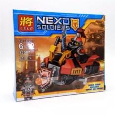 Конструктор Lele Nexo Soldiers 32007 (63 детали)