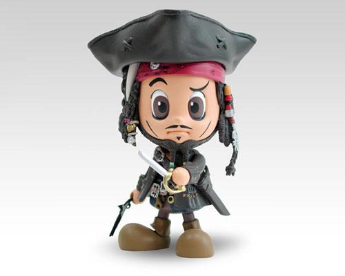 Пираты Карибского Моря — Малыш Джек Воробей