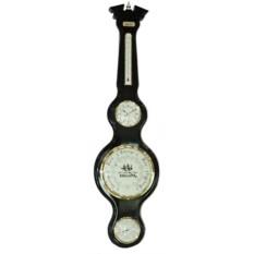 Часы-метеостанция BRIGANT: баромерт, термометр, гигрометр