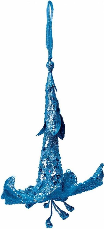 Новогоднее елочное украшение Колокольчик