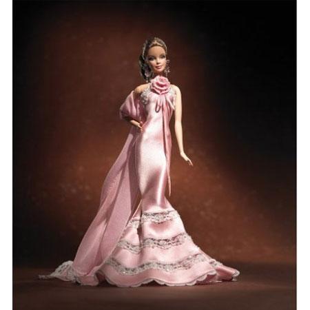 Коллекционная кукла Барби от Бэгли Мишка
