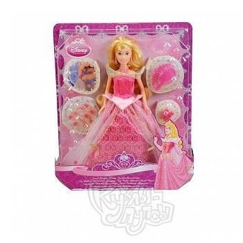 Кукла Спящая Красавица и украшения