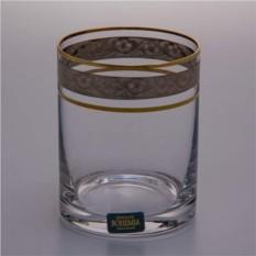 Набор стаканов 320мл Лаура Crystalite Bohemia
