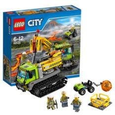 Конструктор Lego City Вездеход исследователей вулканов