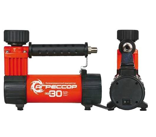 Автомобильный компрессор 30 л/мин Autoprofi Агрессор