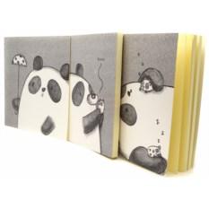 Блокнот Панда