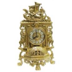 Антикварные каминные часы