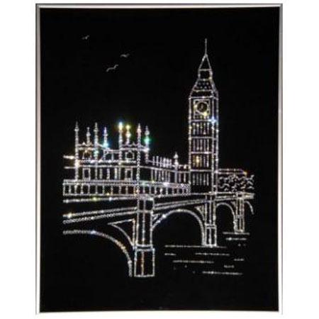 Картина Сваровски «Лондон»