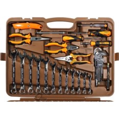 Набор из 131 инструментов Ombra OMT131S
