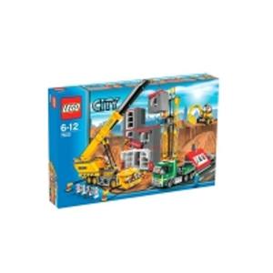 Lego City «Строительство города»