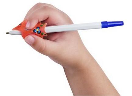 Ручка-самоучка для правшей