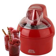 Мороженица Nemox Dolce Vita 1,1L Rosso
