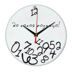 Настенные часы «Да какая разница»