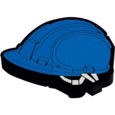 Синяя флешка Каска (8 Гб)