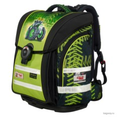 Зеленый ранец McNeill Ergo Compact