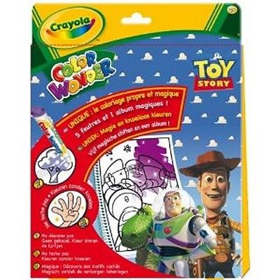 Раскраска «История игрушек»