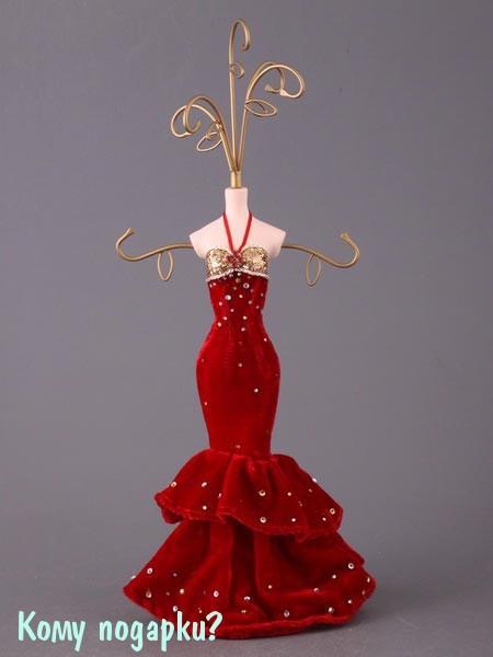 Подставка для украшений, коллекция «Девушка с обложки»