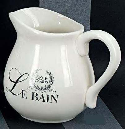Декоративный кувшин Парижская ванна