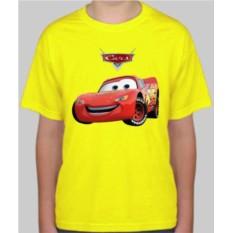 Детская футболка Молния МакКуин