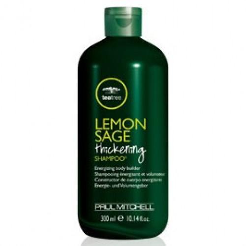 Укрепляющий шампунь с шалфеем и лимоном
