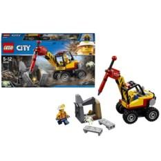 Конструктор Lego City Трактор для горных работ