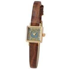 Женские наручные часы Чайка 44550-1 с золотом