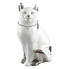 Статуэтка Белая кошка