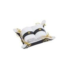 Набор полотенец в корзине Стороны Света