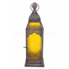 Желтый подсвечник Фонарь