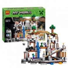Конструктор Bela Minecraft Шахта