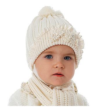 Шапка зимняя Joli bebe