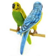 Мягкая игрушка Hansa Волнистый попугай